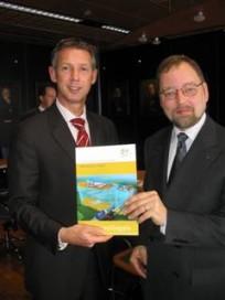 Provincie wil groot logistiek park in Moerdijkse Hoek