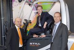Still trekt drie nieuwe accountmanagers aan
