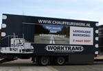 Banendag voor vrachtwagenchauffeurs