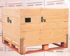 Palletproducent PKF eigenaar Hordijk Pallets Kisten