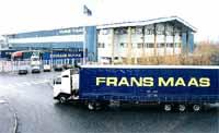 DSV tevreden over integratie Frans Maas