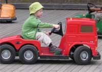 Tekort aan truckers oplossen met vroege schoolverlaters
