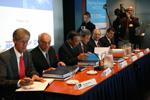 Overeenkomst voor aanleg containerterminal op Maasvlakte 2