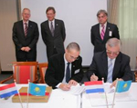 NEA opent vestiging in Kazachstan