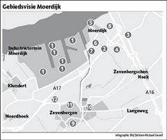 Ontwikkeling Logistiek Park Moerdijk stap dichterbij