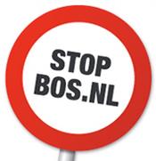 Rijdend Nederland' voert actie: Stop Bos