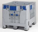 Nieuwe hygiënepallet en palletboxen bij Engels
