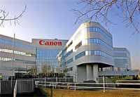 Canon Europe opent distributiehub