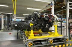Iveco moderniseert interne logistiek truckmotoren