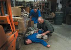 Ongeval in magazijn niet standaard voor rekening werkgever
