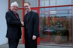 Caljan Rite-Hite neemt Logcomp over