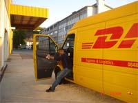 FedEx aast op DHL Express