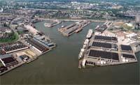Seabrex moet verhuizen van gemeente Rotterdam