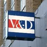 Zorgen over toekomst V&D-magazijn
