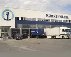 Kuehne + Nagel verkoopt 22 dc's