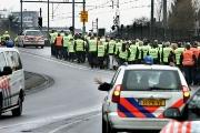 Oproep: 'Politie, kies voor andere actievorm