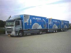 Helft Nederlandse LZV's rijdt niet meer