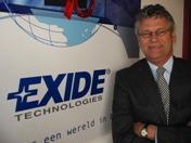 Paul van Bossum naar Exide Technologies