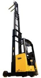 Heavy duty-mast voor reachtruck Yale