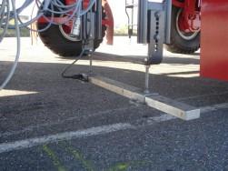 Frog bepaalt AGV-positie met magneten