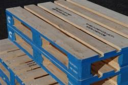 Gevangenisstraf voor illegale handel in CHEP-pallets