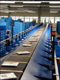 Torfs bestelt sorteersysteem bij Van Riet