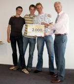 Utrechts studententeam wint 'Nacht van Eindhoven