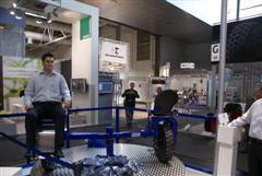 Michelin roert zich op markt van kleine heftruckbanden