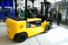 Hyundai introduceert elektroserie tot vijf ton
