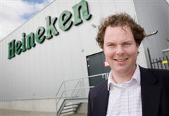 Heineken begint zich thuis te voelen in Oss