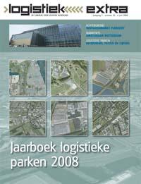 Jaarboek logistieke parken is uit