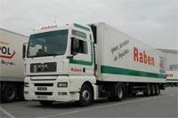 Raben koopt twee K+N-vestigingen in Duitsland