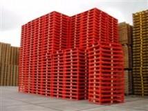 Geen verpakkingenbelasting op logistieke hulpmiddelen