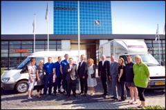 Raab vestigt Europees distributiecentrum in Duiven