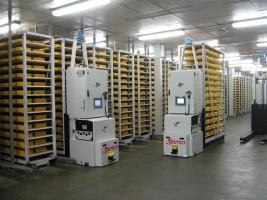 Campina past AGV's toe voor kaastransport