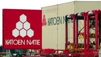 Katoen Natie start Mega Logistiek Project in Gent