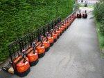 Lukassen neemt 22 nieuwe elektrische BT-pallettrucks in gebruik
