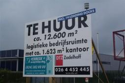 Dalende vraag naar logistiek vastgoed