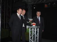 Opening DSV magazijn in teken 'future supply chains
