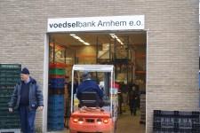 Arnhemse voedselbank draait overuren