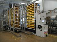 Egemin Automation verdeeld in divisies