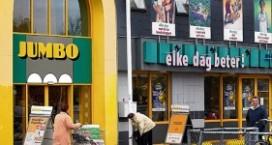 Nieuw distributiecentrum Jumbo in Veghel