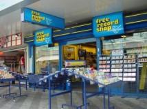 Free Record Shop sluit dc in Eindhoven