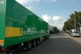 Technische Unie investeert in logistiek