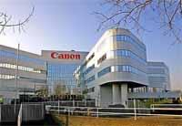 Canon Europe verbetert uitgaande stromen