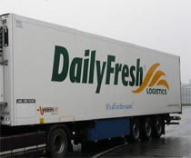DailyFresh Logistics koppelt BI aan TMS