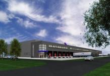 Mooy Logistics opent dc in Hazeldonk