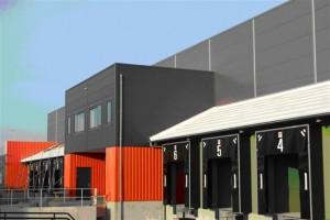 Eerste huurders betrekken bedrijfsverzamelgebouw in Venlo