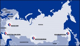 Seacon Logistics opent warehouse in Moskou