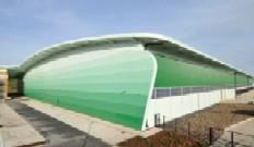 Groenste logistieke centrum ter wereld wordt opgeleverd